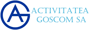 ACTIVITATEA GOSCOM Logo